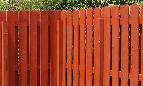 Fence Painting in Chico CA Fence Services in Chico CA Exterior Painting in Chico CA